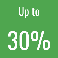 30% icon